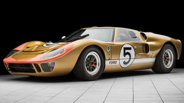 1966 GT40 RM Sotheby's