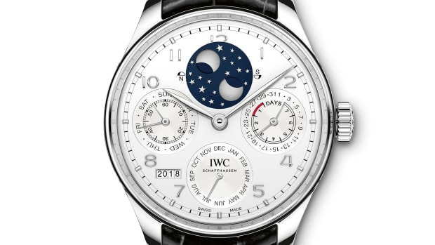 IWC Portugieser Perpetual Calendar Platinum