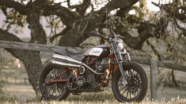 Indian Motorcycles FTR1200