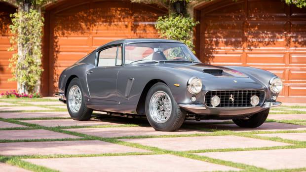 1962 Ferrari 250GT SWB 13