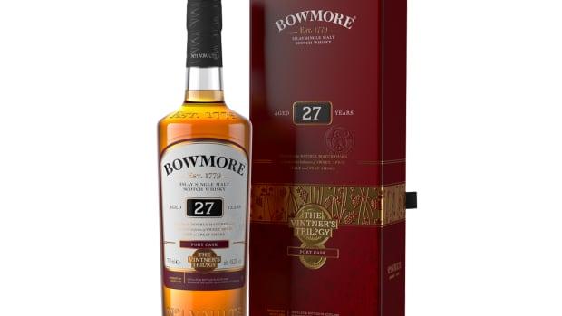 Bowmore 27