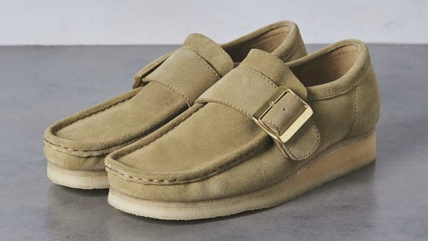 Clarks Wallabee Monk