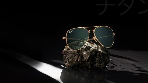 360c8adc1 Ray-Ban reveals its Made in Japan collection