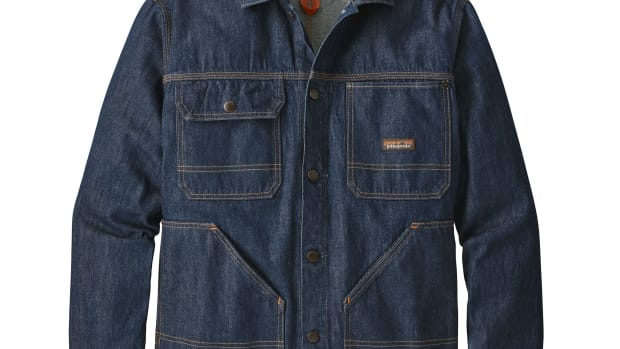 Patagonia Steel Forge Denim Jacket