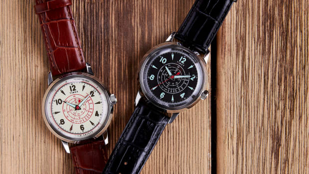 Timex for Todd Snyder Beekman Watch