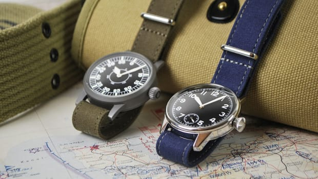 Haveston Canvas Straps