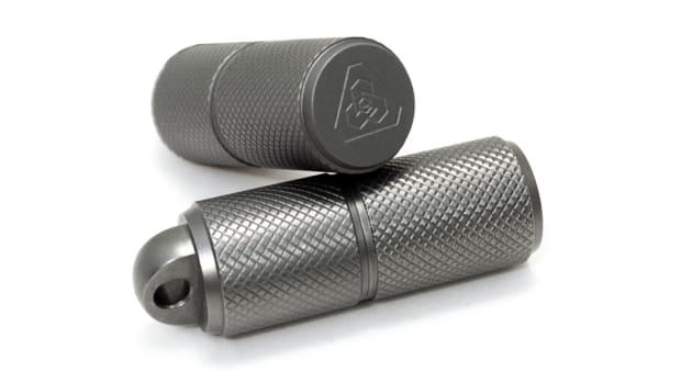 PDW Titanium Lighter