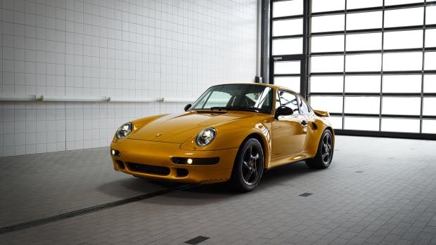 Porsche Project Gold