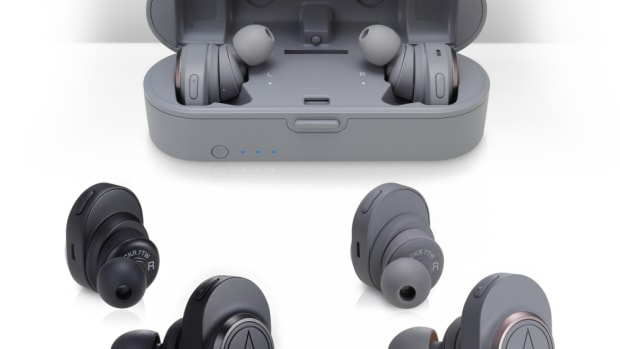 Audio-Technica True Wireless