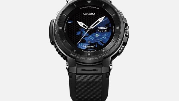 Casio WSD-F30 Pro-Trek