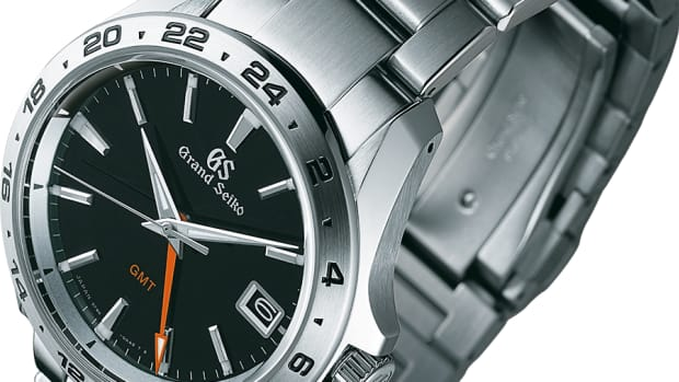 Grand Seiko Caliber 9F86 GMT
