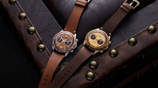 Bell & Ross x The Rake x Revolution