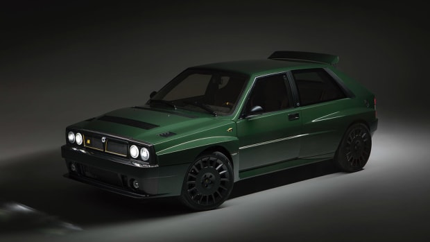 Automobili Amos Lancia Delta Futurista