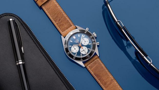 Tag Heuer Watches of Switzerland Autavia