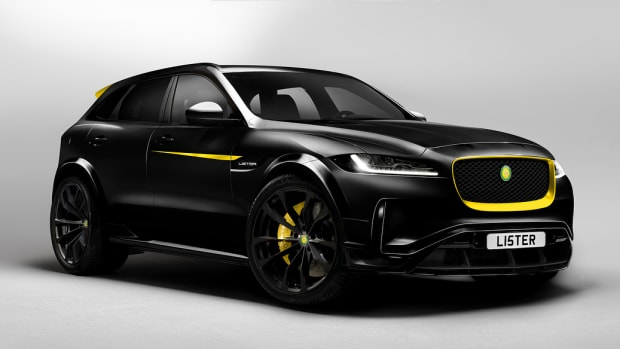 Lister F-Pace