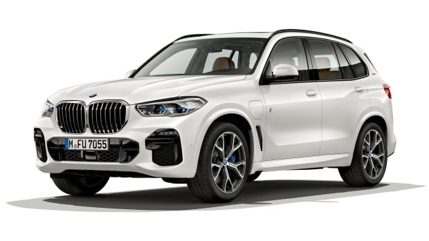 BMW iPerformance X5