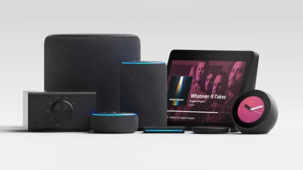 Amazon 2018 Echo line