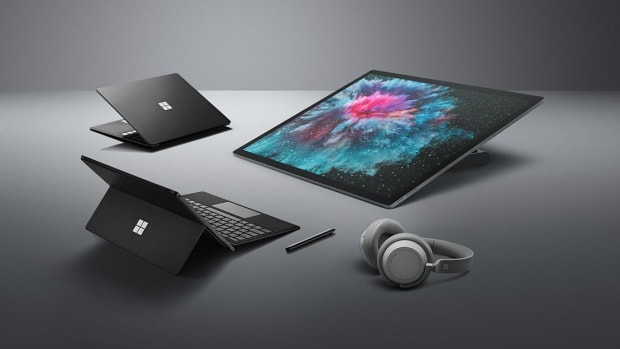 Microsoft Surface 2018 line