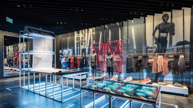 Nike Shanghai