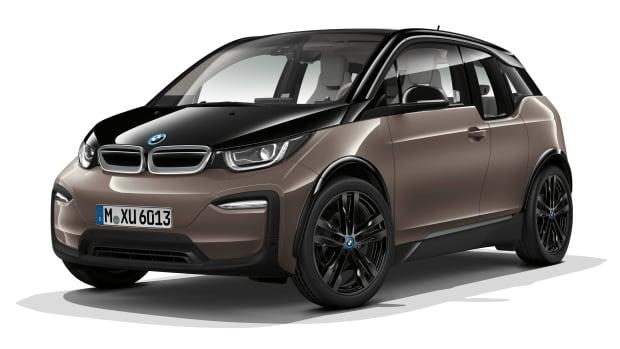 BMW i3 120
