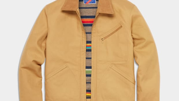 Best Made x Pendleton Woolen Mills