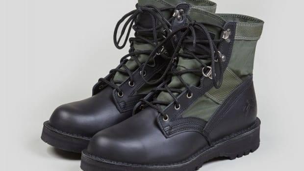 Nigel Cabourn x Danner Jungle Boot