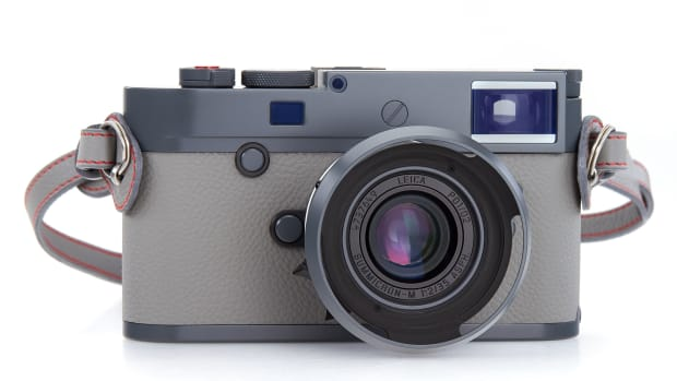 Leica M10-P Bold Grey