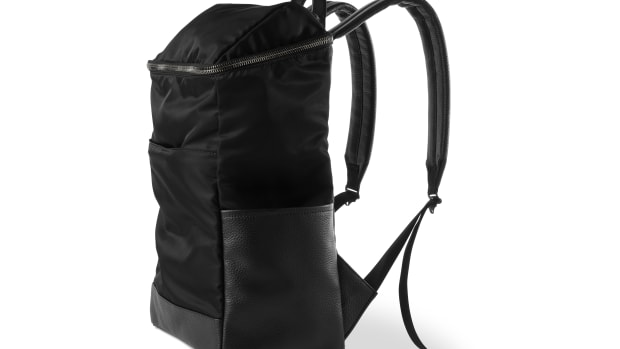 KILLSPENCER_R-22 Rucksack_Black Italian Nylon_34
