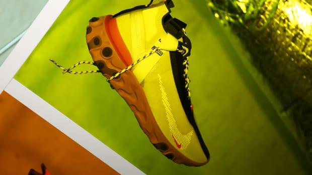 Nike ISPA first sneaker