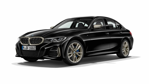 BMW M340i and M340i xDrive