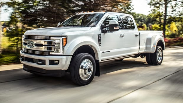 Ford F-450 Super Duty Limited
