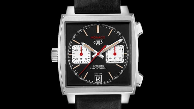 Tag Heuer France Limited Edition Monaco