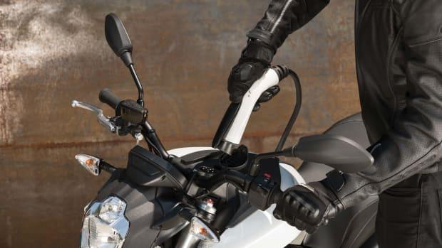Zero Motorcycle Charging