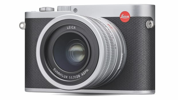 Leica Q Silver Anodized