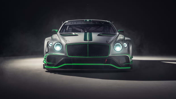 New Bentley Continental GT3 - 4