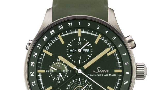 Sinn Hunting Watch