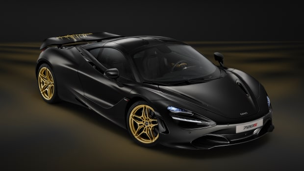 McLaren One-off 720s Dubai