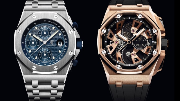 Audemars Piguet 25th Anniversary Royal Oak Offshore