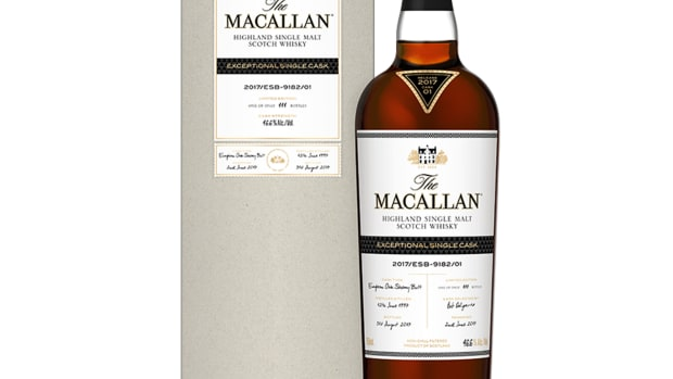 Macallan Exceptional Single Cask