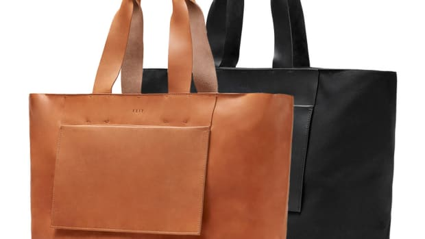 Feit Tote Bags