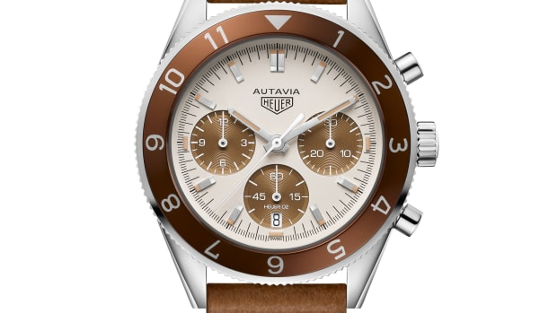 Tag Heuer Autavia for Dubai