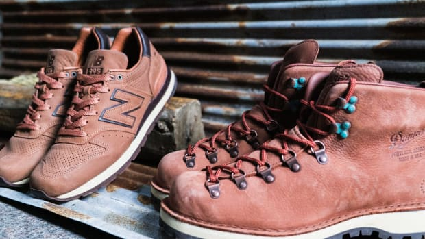 Portland Oregon Meets Portland Maine For Danner And New