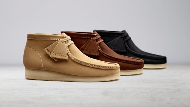 Barneys x Clarks Originals