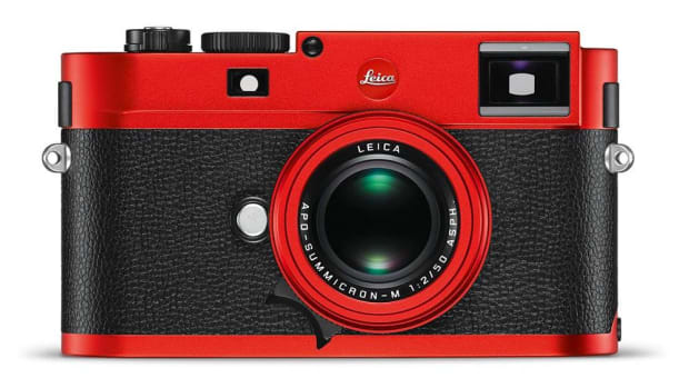Leica M Type 262 Red