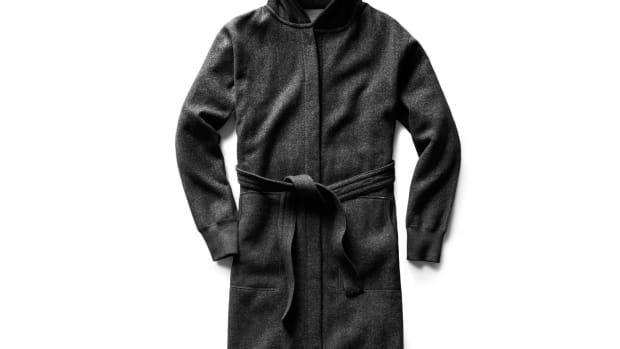Reigning Champ Tiger Fleece Robe