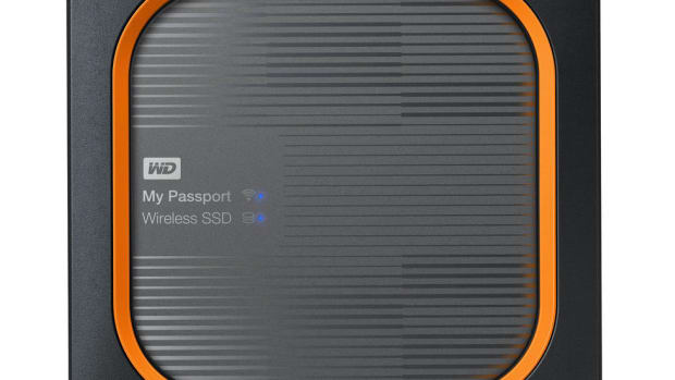 My Passport Wireless SSD