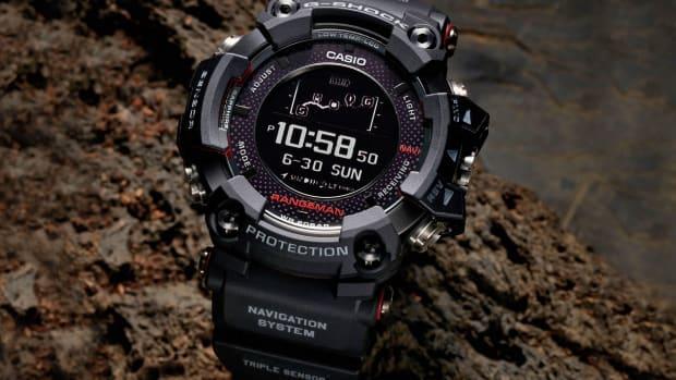 G-Shock Rangeman GPS