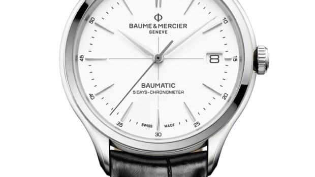 Baume & Mercier Baumatic 5 Days Chronometer