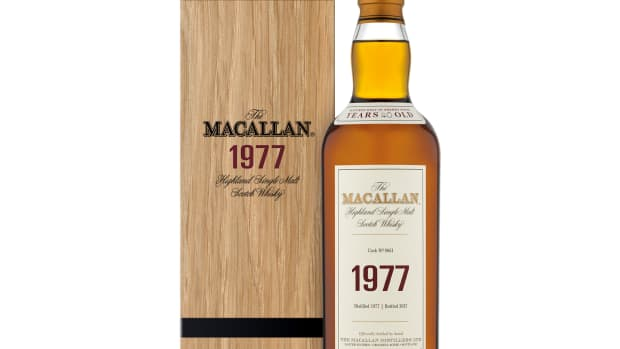 The Macallan 1977 Rare and Vintage