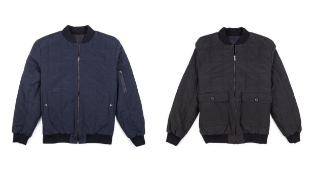 Apolis Reversible Bomber